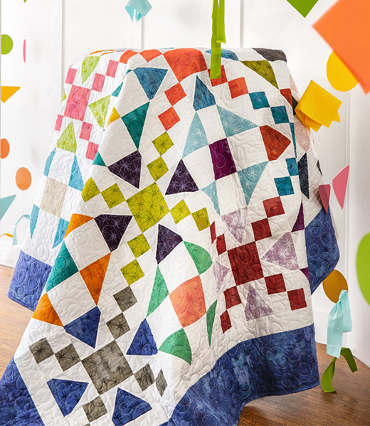 Fight Freestyle Quilt Free Tutorial