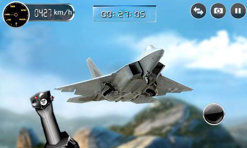 تطبيق محاكات الطيران