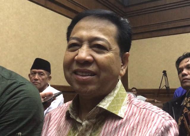 Setya Novanto Kaget Nama SBY Terseret Korupsi E-KTP