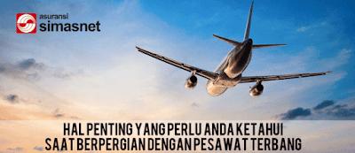 Cara Mengklaim Asuransi Penerbangan