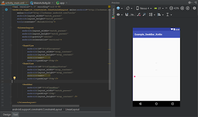 Android Studio - SeekBar Kotlin