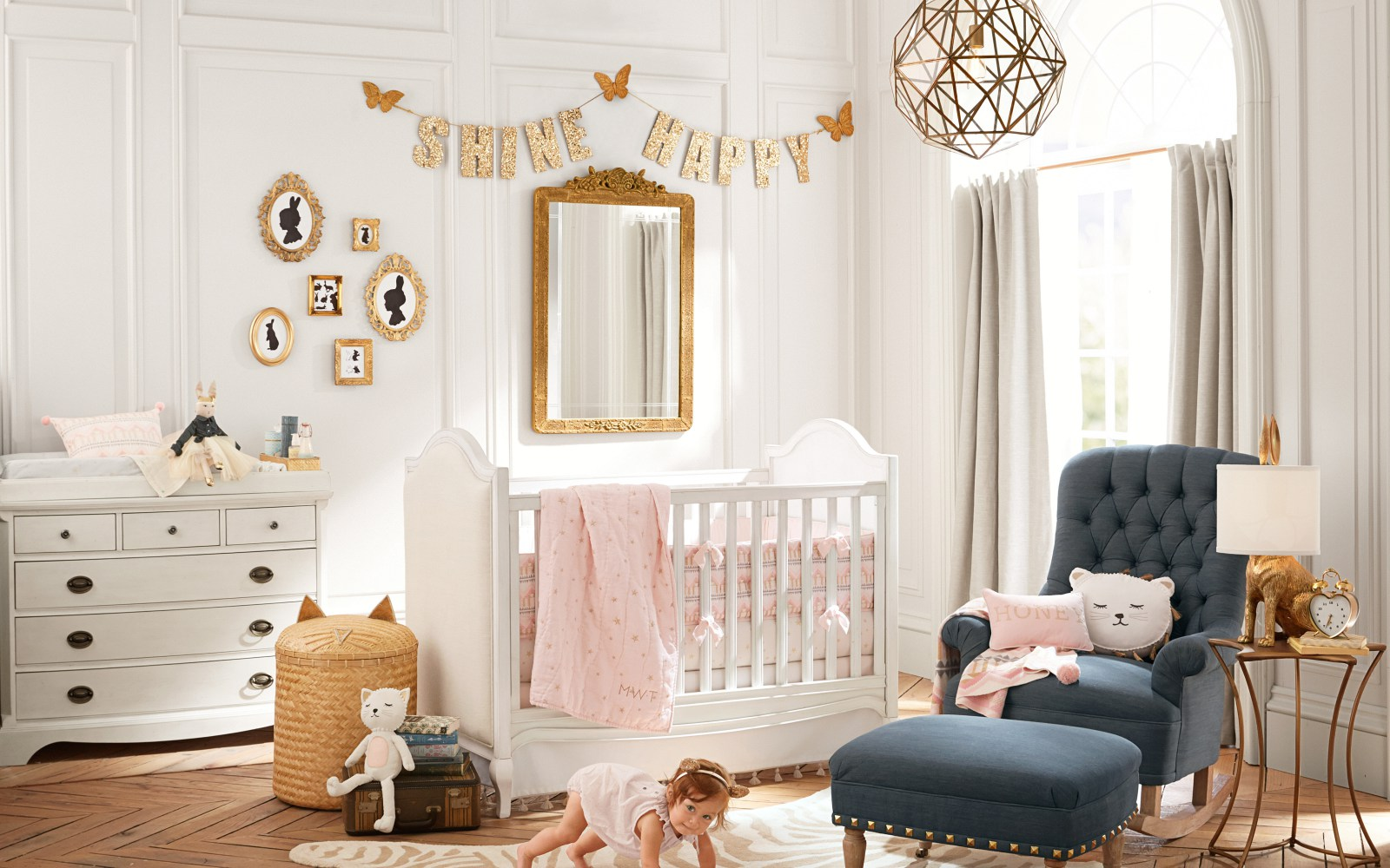 Hydrangea Hill Cottage Adorable Nursery Ideas