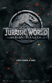 Sinopsis Film Jurassic World: Fallen Kingdom (Movie - 2017)