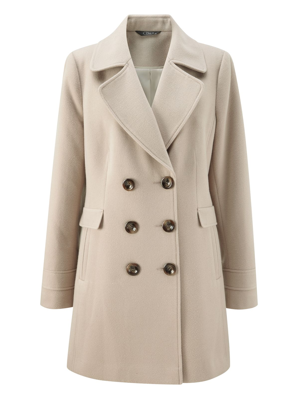 CLASSIC COATS FOR PLUS SIZE WOMEN AT BONMARCHE | Stylish Curves