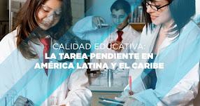 EN VIVO: Una educación de calidad, la tarea pendiente en América Latina