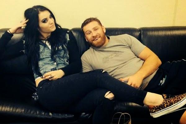 Paige with Sami zayan