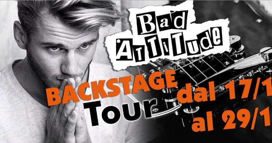 Bad Attitude backstage tour - Botta e risposta musicale con l'autrice Alessandra Angelini