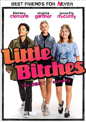 Little Bitches 2018 Custom HDRip NTSC Sub