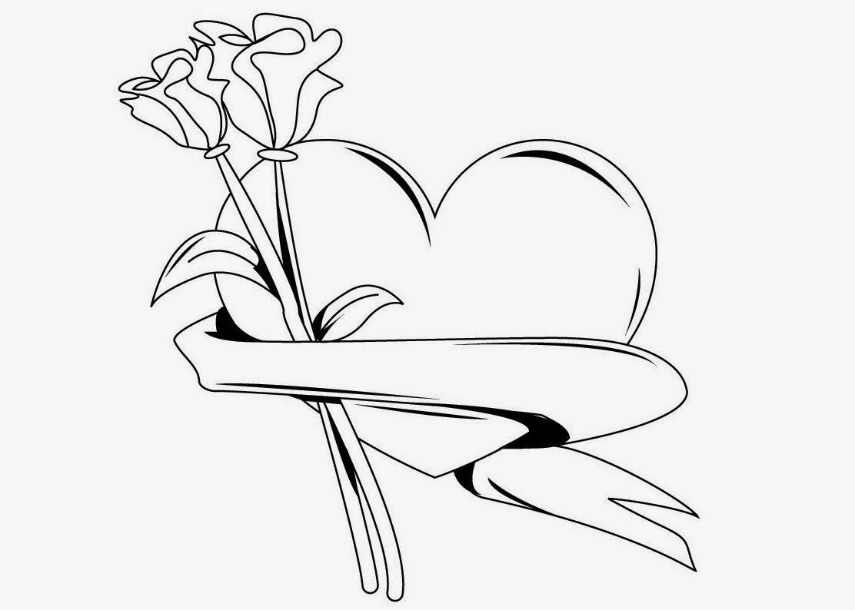 Dibujos de San Valentin para Colorear, parte 6 - IMÁGENES PARA ...