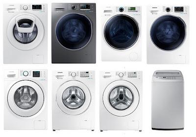 Daftar Harga Mesin Cuci Samsung Front Loading Terbaru