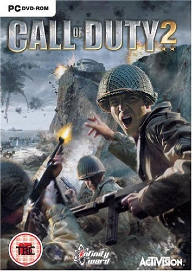Call of Duty 2 PC Game Full working with Cheats Download