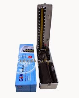 alat untuk mengukur tekanan darah