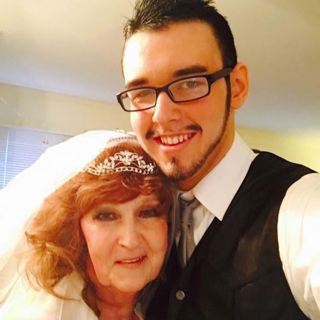 This grandmother marries a 22 year old man after two weeks