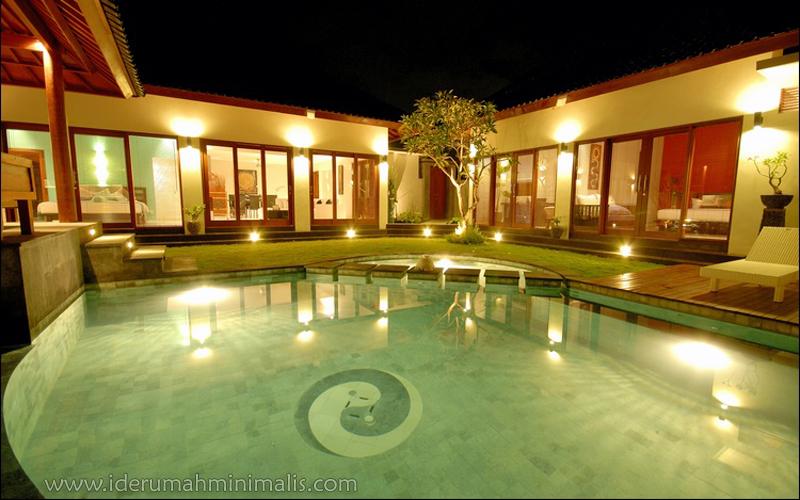 Villa Anthony Widiadari  Bali  RUMAH MINIMALIS MODERN
