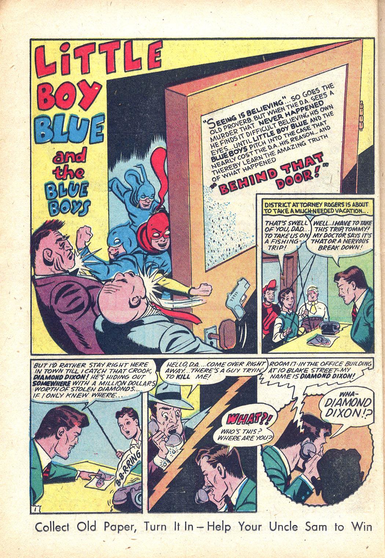 Read online Sensation (Mystery) Comics comic -  Issue #34 - 24