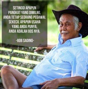 Pengusaha Sukses Bob Sadino