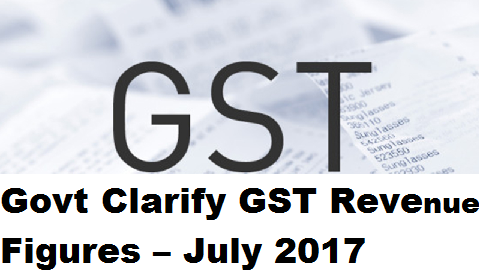 govt-clarify-gst-revenue-figures-july-17-paramnews