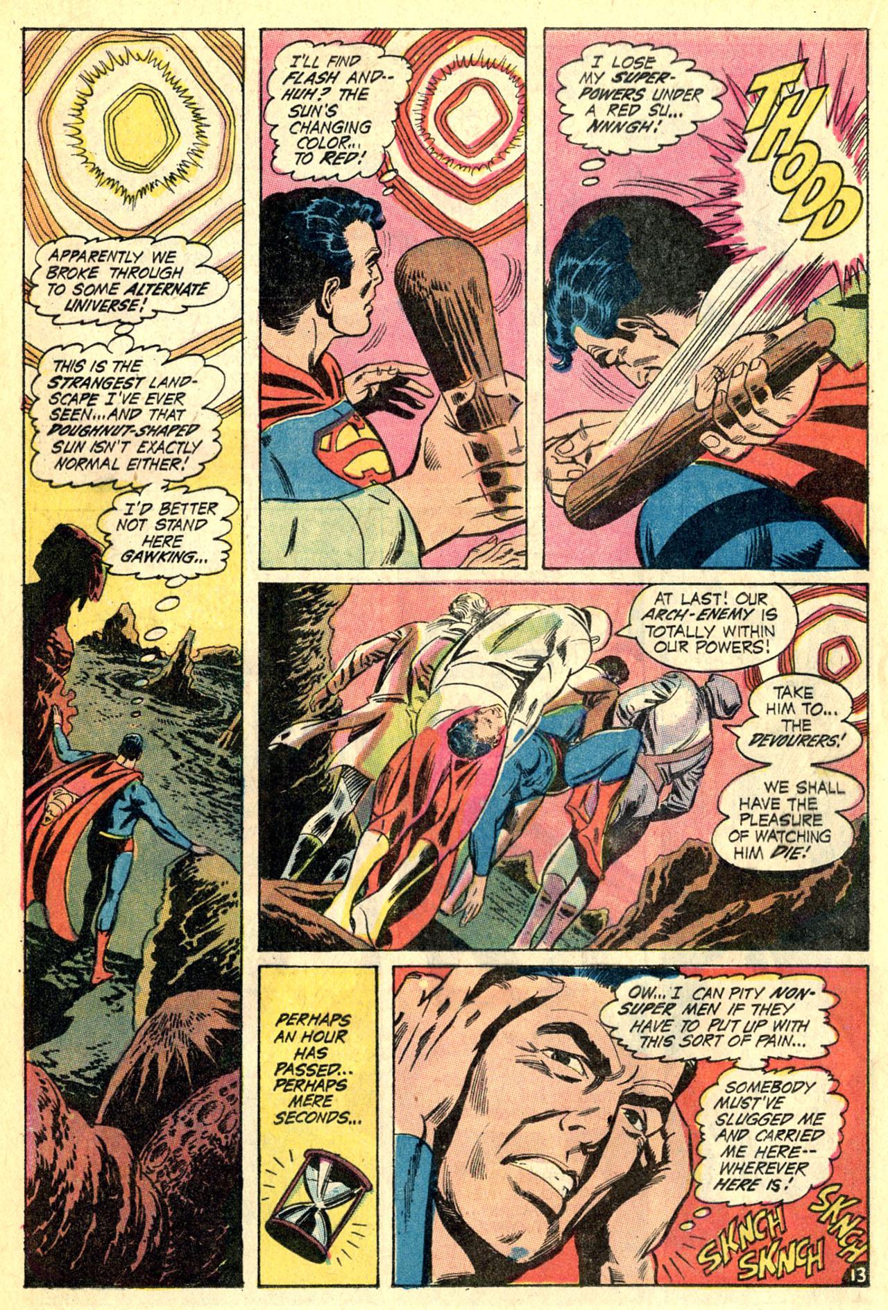 Read online World's Finest Comics comic -  Issue #198 - 17