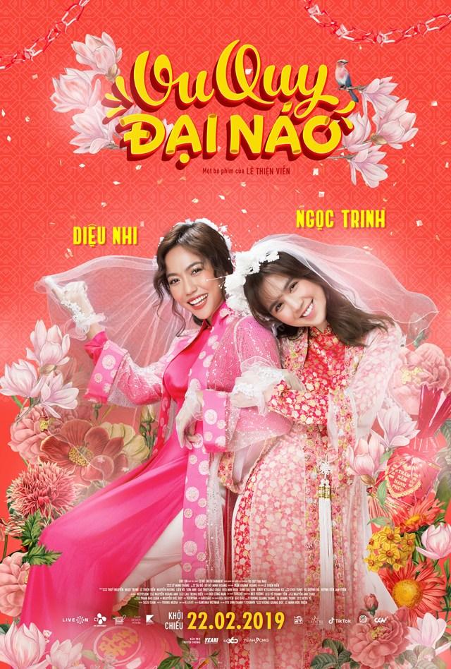 Vu Quy Đại Náo - vu quy dai nao (2019)