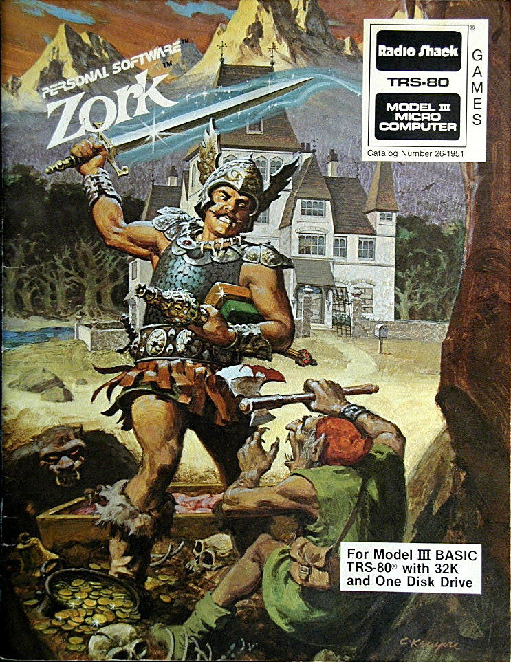 The Adventure Gamer: Missed Classic 34: Zork I: The Great