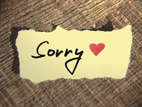 Merasa Bersalah ? 3 Hal Cara Bagaimana Meminta Maaf Yang Baik dan Benar