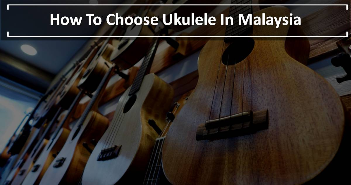 How To Choose Ukulele In Malaysia [Mato Music Ukulele Buying Guide]