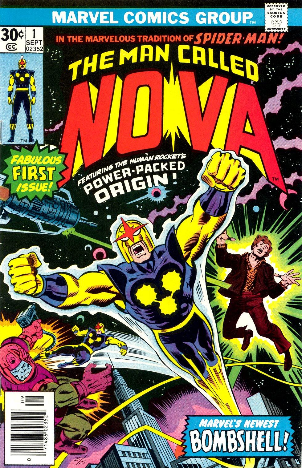 Nova (1976) 1 Page 1