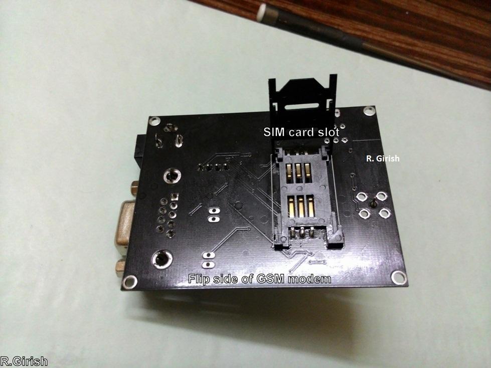 Gsm Modem Circuit