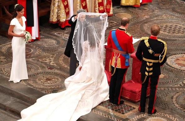Kr 243 Lewskie Śluby Książę William I Księżna Catherine