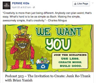 Podcast with Jen Mendez of Permie Kids