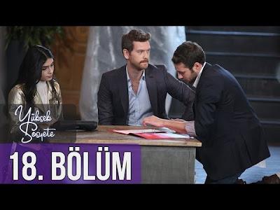 الطبقة المخملية Yüksek Sosyete الحلقة 18 مترجمة للعربية