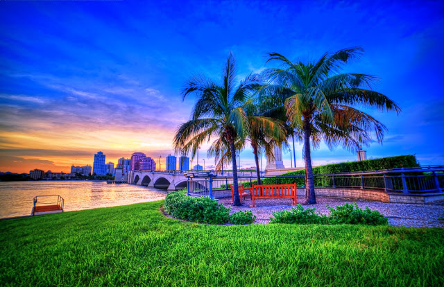 Palm Beach en Flórida: Playas, compras y museos