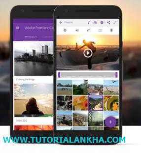 6 Aplikasi Edit Video berkualitas dan terbaik untuk Smartphone