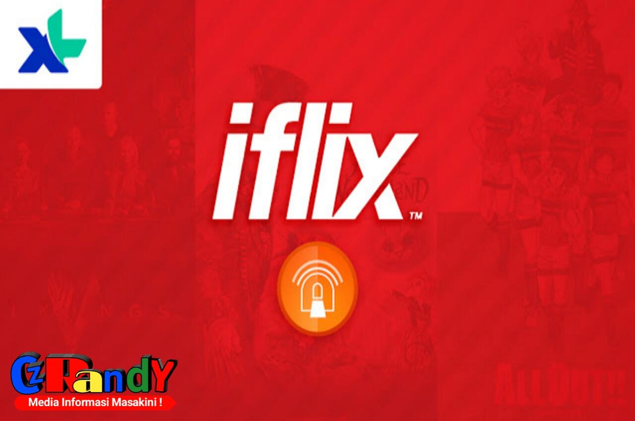 Cara Mengubah Kuota iFlix XL Menjadi Kuota Reguler 24 Jam