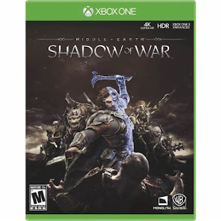 shadow of war video game