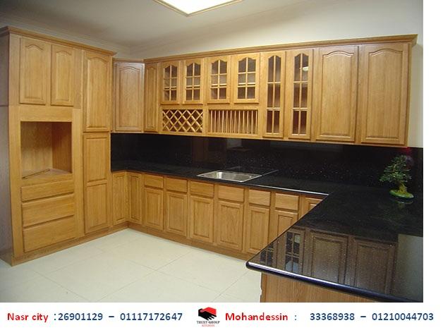 اسعار دواليب المطبخ الخشب