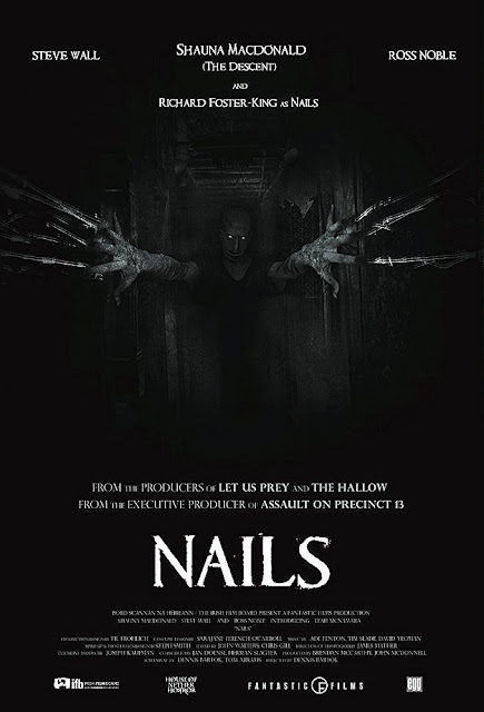 Sinopsis Film Horror Nails (2017)