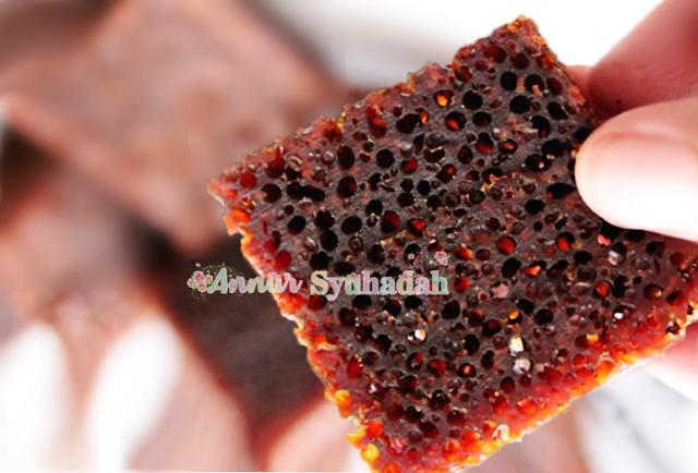 Resipi kek gula hangus paling mudah dan sedap | Sukatan cawan