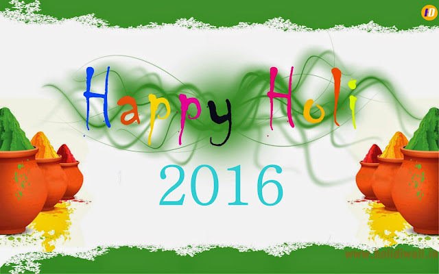 Happy Holi 2016 hindi shayari best wishes quotes messages sms