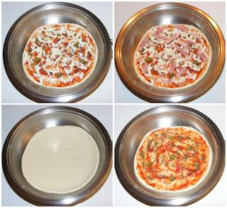 retete pizza la tigaie, reteta pizza la tigaie, retete pizza de casa, reteta pizza de casa, retete culinare,