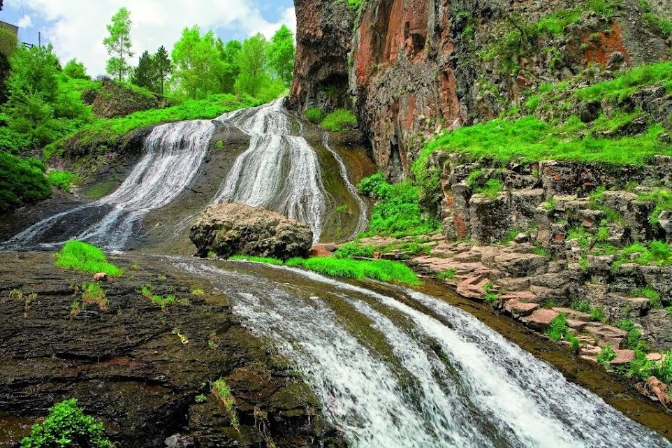 Nuevos parques nacionales y corredores ecológicos en Armenia