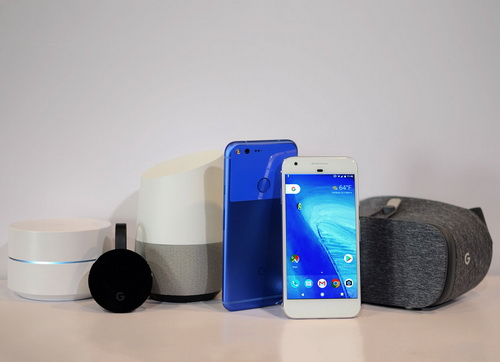 www.Tinuku.com Google just launched smartphone product Pixel and Pixel XL as its own brand