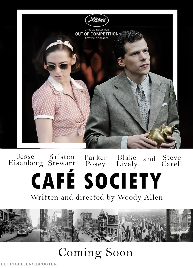 Café Society – HD 720p