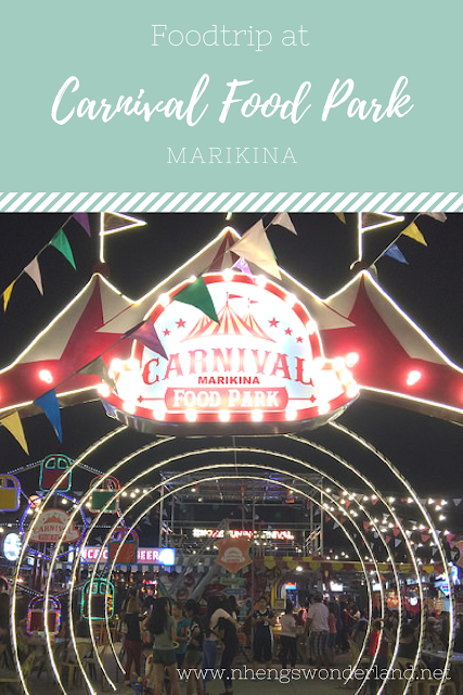 Foodtrip at Carnival Food Park Marikina