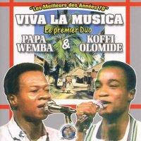 Album de viva la música, Congo, México