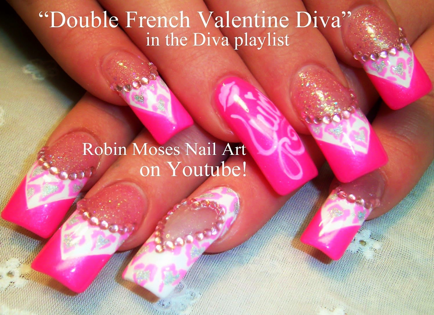 Nail Art by Robin Moses: May 2015