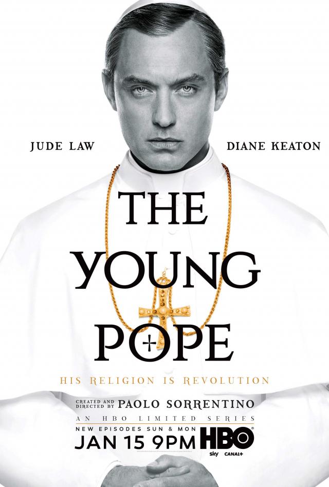 Giáo Hoàng Trẻ Tuổi - The Young Pope (2016)