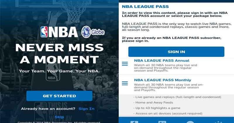 Nba league pass coupon code
