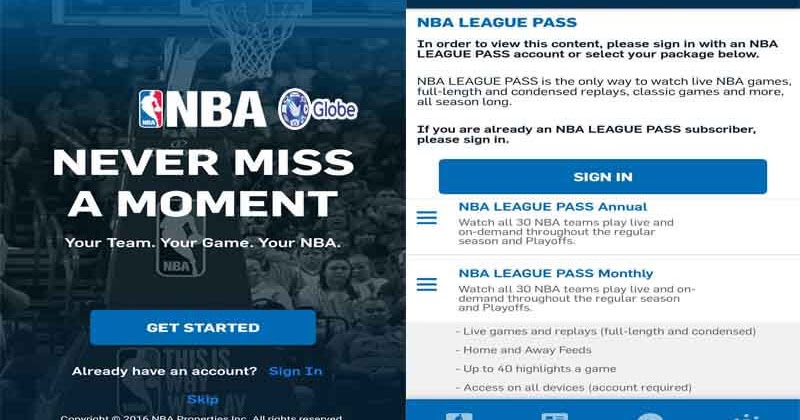NBA League Pass offers NBA League Pass Promo Code - Get 25% savings on any purchase online. Take advantage of this great chance to purchase their high quality products and save your money. Some exclusions and restrictions may apply, see enterenjoying.ml for details.