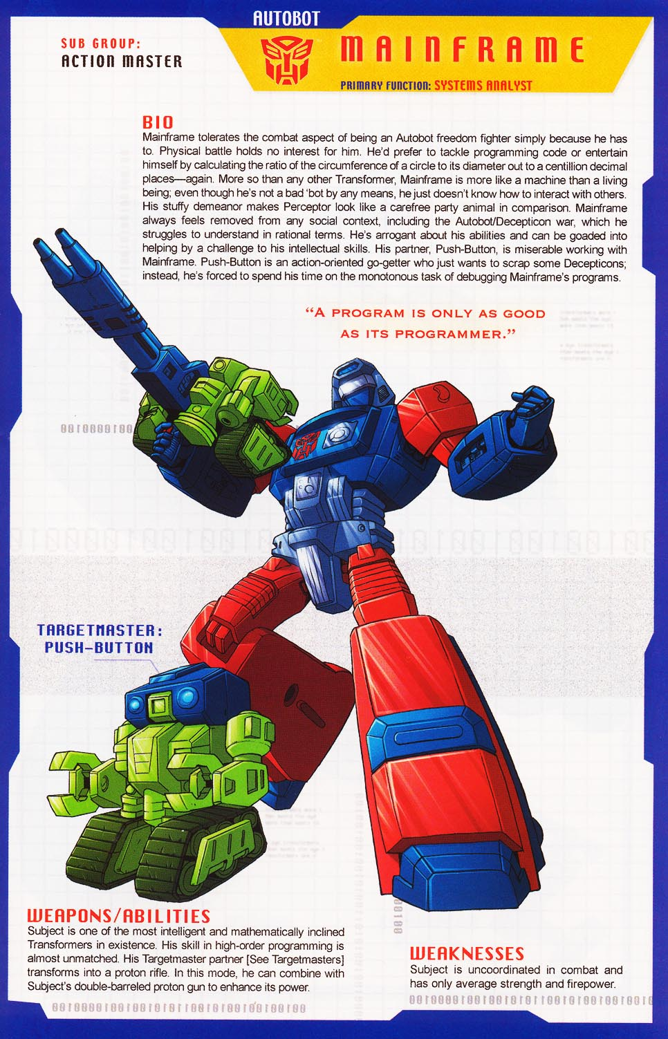 Read online Transformers: More than Meets the Eye comic -  Issue #3 - 63